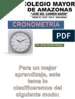 Cronometria