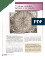 Principais Periodos Da Historia Da Filosofia
