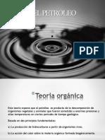Origen Organico Del Petroleo