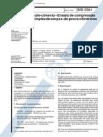 NBR 12025_90 (MB-3361) - Solo-cimento - Ensaio de Compressão Simples de Corpos-De-prova Cilíndricos - 2pag