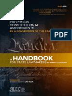 Article Five Handbook 1