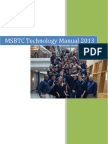 Technology Manual