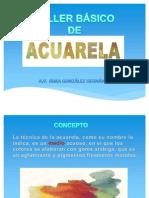 Taller Acuarela