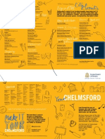 Chelmsford City Centre Guide