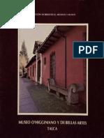 Museo O'Higginiano y Bellas Artes de Talca - Año 1995.pdf