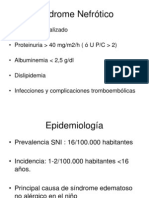 Síndrome Nefrótico-infantil