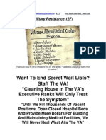 Military Resistance 12F1 Vacancies That Kill