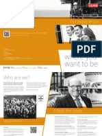 WG Graduate Brochure