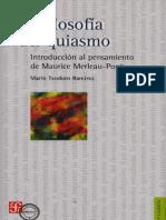 Ramirez, M.T. La Filosofia Del Quiasmo-Filosofia de Merleau-Ponty