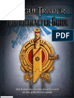 WH40K RT Tau Character Guide