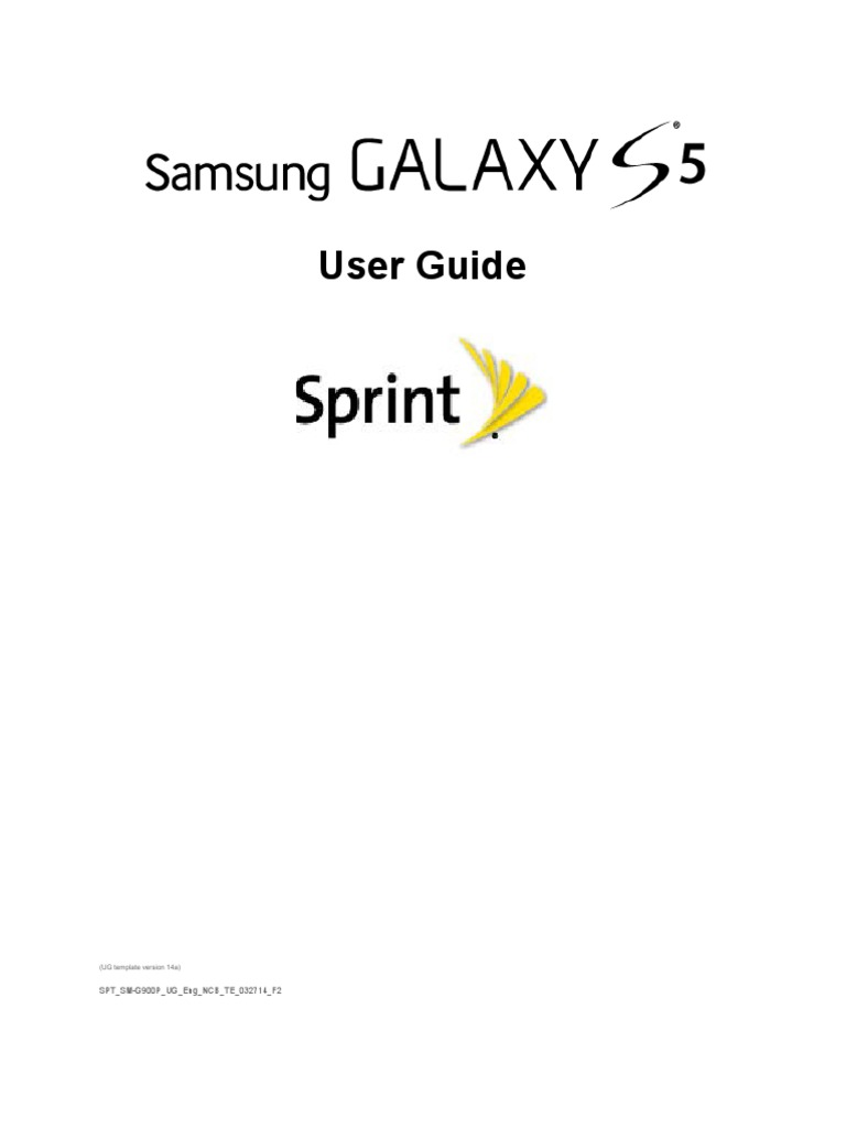 Sprint samsung galaxy s5 user manual sm g900p kitkat english sprint samsung galaxy s5 user manual sm g900p kitkat english google play voicemail fandeluxe Gallery