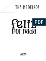 feliz_por_nada MARTHA MEDEIROS.pdf