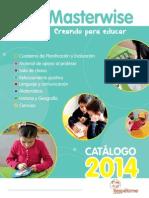 Catalogo Masterwise 2014