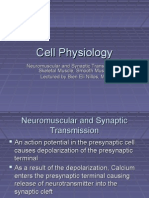Cell Physiology 2