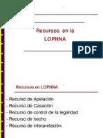 ponencia recursos