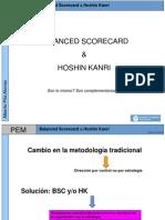 Balanced Scorecard Hoshin Kanri