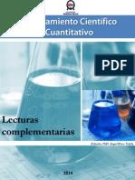 ALUMNO Razonamiento Cientifico Cuantitativo Lecturas Con-ciencia