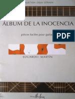 Martin, Eduardo - Álbum de La Inocencia