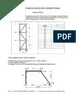 3er Examen Parcial de Estatica Estructural Gpo6