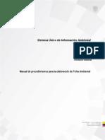 Manual de Ficha Ambiental