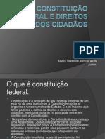 Constituição Federal e Direitos Dos Cidadãos