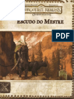 [Pt-br] Forgotten Realms - Escudo Do Mestre