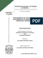 procedimiento de integracion del electrobisturi al endoscopio con propositos terapeuticos.pdf