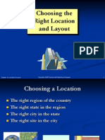 Chapter 14 Location & Layout