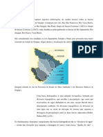 BACIAS HIDROGRÁFICAS DE SERGIPE.docx