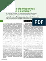 Pinango R. 2004 Aprendizaje Organizacional Posibilidad o Quimera(1)