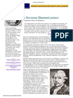 A Bavarian Illuminati Primer