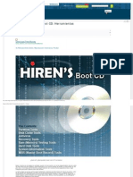 Manual de Hiren's Boot CD_ Herramientas para reparar Pc´s