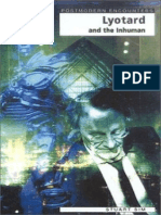 [Stuart Sim] Lyotard and the Inhuman (Postmodern E(BookSee.org)