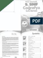 Güvender Yayınları 9. Sınıf Coğrafya Soru Bankası