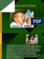 3U Lactancia Materna y Preeclampsia