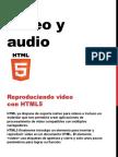 Video y Audio