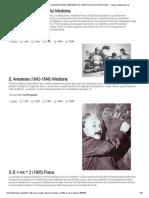 Ranking de _ Los 100 Más Grandes Descubrimientos Científicos de La Historia _ - Listas en 20minutos