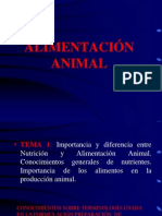 Alimentacion Animal i