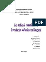 Socialismo y Comunicacion