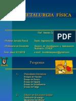 Metalurgia F Sica Cap. I Propiedades Mec Nicas PDF