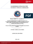 Lama Flores Cynthia Estrategia Fujimori
