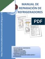 Manual de Reparación de Refrigeradores - Manualesydiagramas.blogspot.com