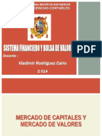 Sistema Financiero y Bolsa de Valores 27-03-2014 Parte 2