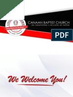CBC Announcements - June 8 - Web Edition