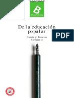 Sarmiento Educacion Popular