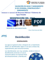 Curso Mvc 2014 Desinfeccion