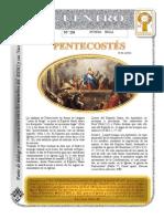 Boletín de junio de 2014 del DIMI - Pentecostes