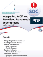 Wcf Advanced Activity Development