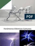Partículas Eléctricas