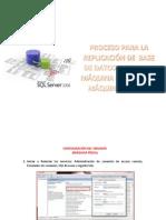 3_Configuracion Del Proceso de Replica